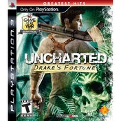 Uncharted Drakes Fortune Game PS3 (#)