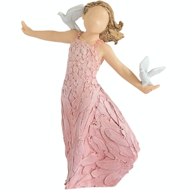 More than Words Figurines Believe You Can Fly