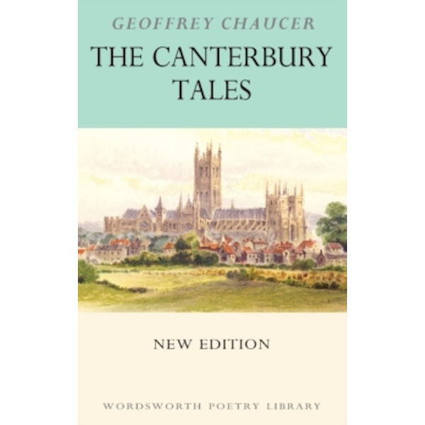 The Canterbury Tales by Geoffrey Chaucer (Paperback, 2012)
