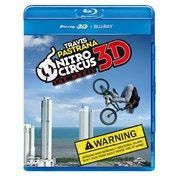 Nitro Circus: The Movie 3D Blu Ray
