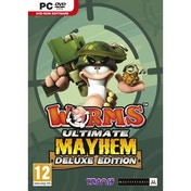 Worms Ultimate Mayhem Deluxe Edition PC Game