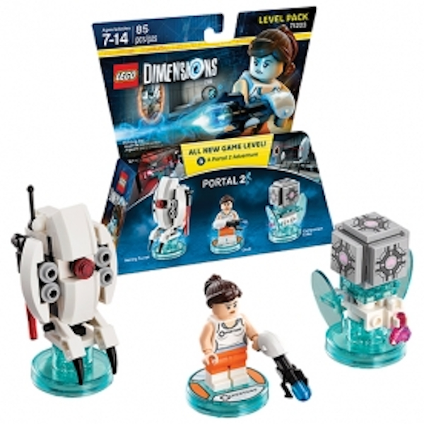 Portal 2 Lego Dimensions Level Pack - Image 5