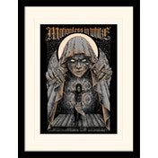 Motionless In White - Grand Finale Mounted & Framed 30 x 40cm Print