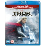 Thor: The Dark World Blu-ray 3D