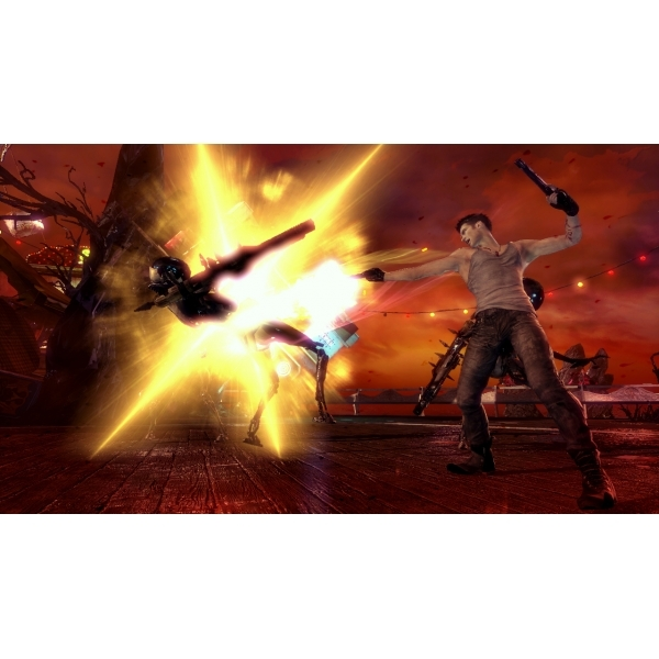 DmC Devil May Cry Game Xbox 360 - Image 4