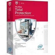 McAfee Total Protection 2015 3 Users 1 Year