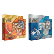 Pokemon TCG Ho-Oh EX and Lugia EX Legendary Battle Deck