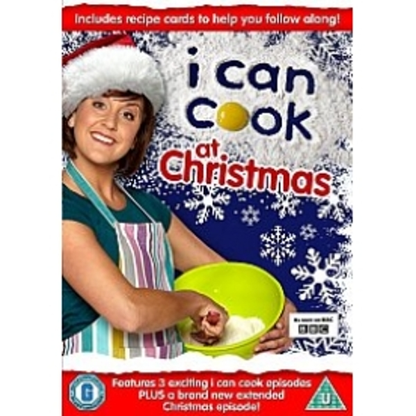 I Can Cook At Christmas DVD
