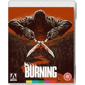 The Burning Blu-Ray + DVD