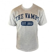 The Vamps Team Vamps Grey T-Shirt Small
