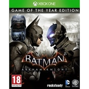Batman Arkham Knight Game Of The Year (GOTY) Xbox One Game