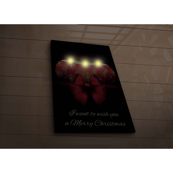 YYLED-05 Multicolor Decorative Led Lighted Canvas Painting