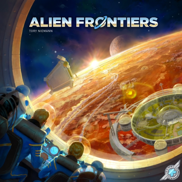 Alien Frontiers (5th Edition) Board Game