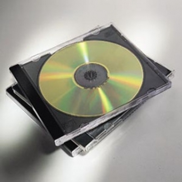 Fellowes CD Jewel Case 98310