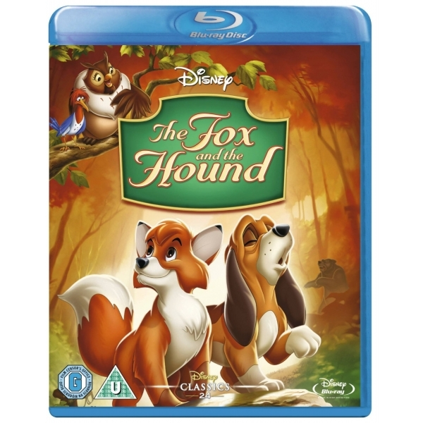 Fox And The Hound Blu-ray