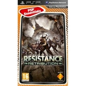 Resistance Retribution Game (Essentials) PSP