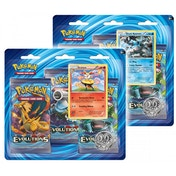 Pokemon TCG XY12 Evolutions Triple Booster Pack