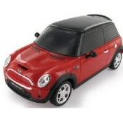 Red BeeWi Mini Cooper S Bluetooth Car Compatible with iPhone and iPad