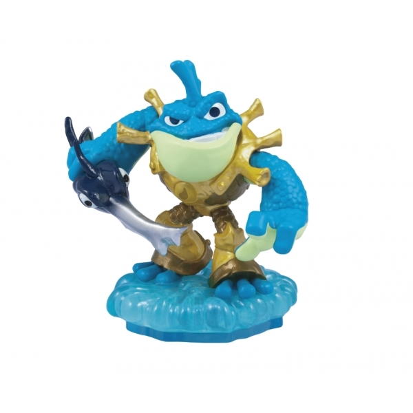 Rip Tide (Skylanders Swap Force) Water Character Figure - Image 1