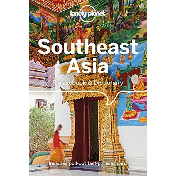 Lonely Planet Southeast Asia Phrasebook & Dictionary  Paperback / softback 2018