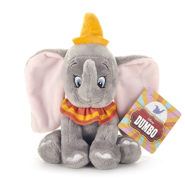 Dumbo Disney The Elephant Soft Toy 18cm - Image 1
