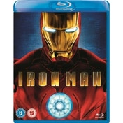 Iron Man 2013 Blu-ray