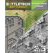 BattleTech Battle Mat Grasslands Lunar
