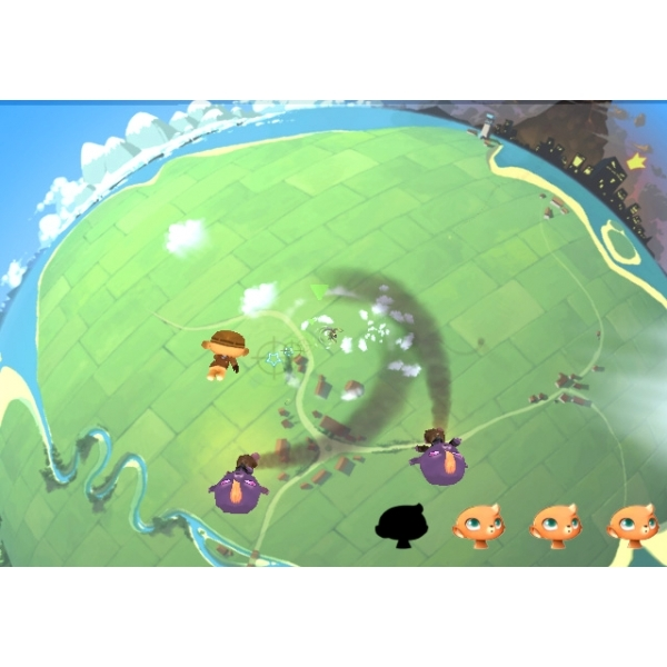 Roogoo Twisted Towers Game Wii - Image 7