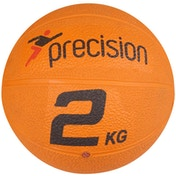 Precision Rubber Medicine Ball - 2kg