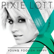 Pixie Lott Young Foolish Happy CD