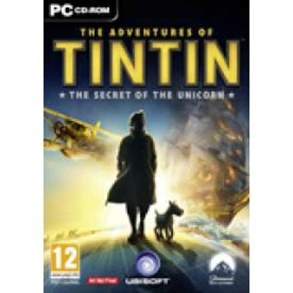 The Adventures Of Tintin The Secret Of The Unicorn Game PC