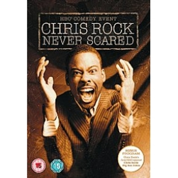 Chris Rock - Never Scared DVD
