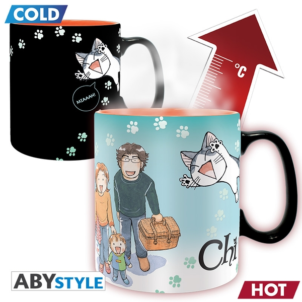 Chi - Chi & Fish Heat Change Mug
