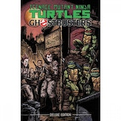 Teenage Mutant Ninja Turtles/Ghostbusters Deluxe Edition Hardcover