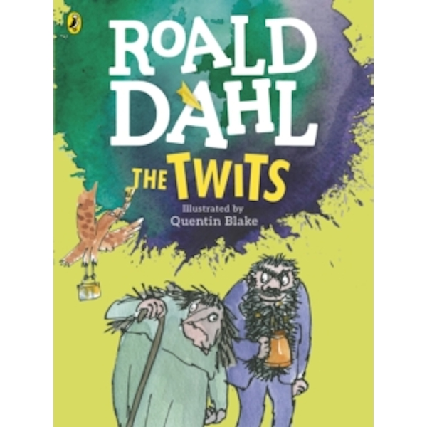 The Twits (Colour Edition) by Roald Dahl (Paperback, 2016)