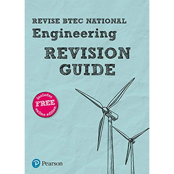BTEC National Engineering Revision Guide (with free online edition) Mixed media product 2017