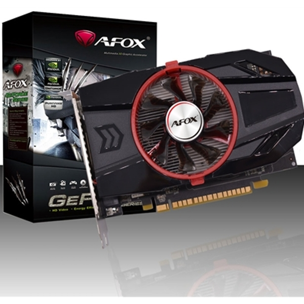 AFOX GeForce GTX750TI 2GB 128bit GDDR5 PCI-E Graphics Card - Image 1