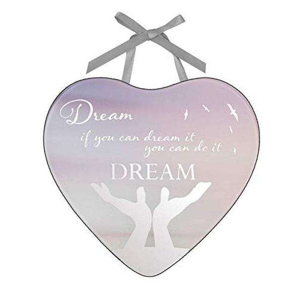 Reflections Of The Heart Dream Plaque