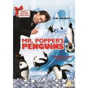 Mr Poppers Penguins DVD