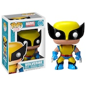 Wolverine (Marvel X-Men) Funko Pop! Bobble-Head Vinyl Figure