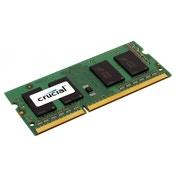 Crucial CT51264BF160BJ 4GB DDR3 PC3-12800 Unbuffered NON-ECC