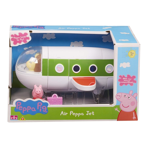Peppa Pig Air Peppa Jet Figure - Image 1