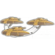 Star Trek Attack Wing Hideki-Class Attack Squadron