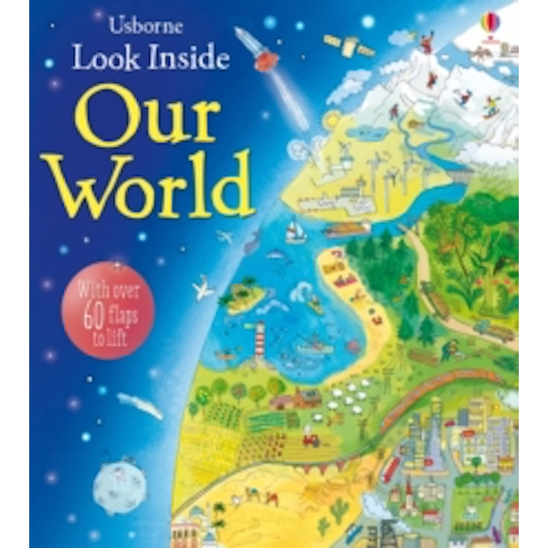 Look Inside Our World by Emily Bone (Hardback, 2014)