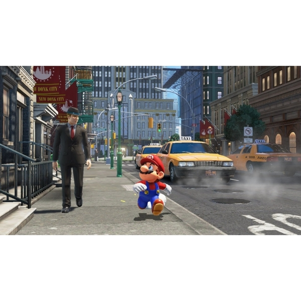 Super Mario Odyssey Nintendo Switch Game - Image 7