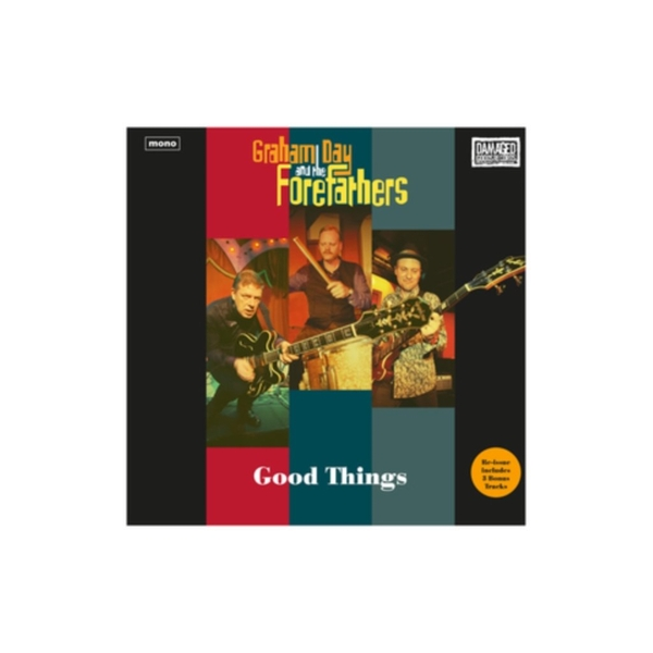 Graham Day & The Forefathers - Good Things Vinyl