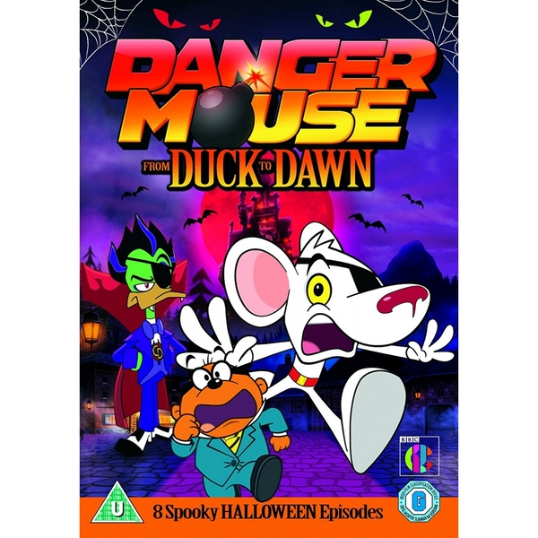 Danger Mouse: From Duck To Dawn DVD