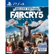 Far Cry 5 Deluxe Edition PS4 Game