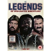 WWE - Legends of Mid-South Wrestling DVD 3-Disc Set