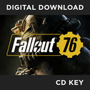 Fallout 76 PC Game CD Key Download for Bethesda.net